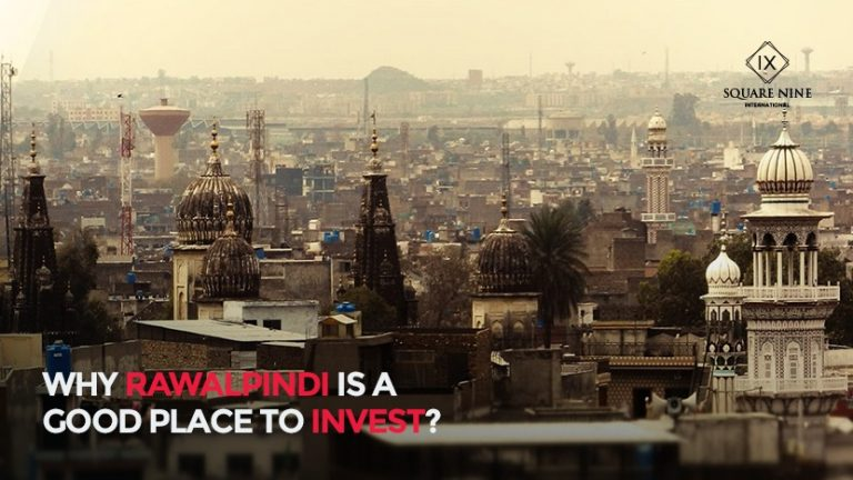WHY RAWALPINDI IS A GOOD PLACE TO INVEST?