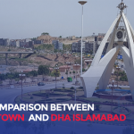 A DEEP COMPARISON BETWEEN BAHRIA TOWN AND DHA ISLAMABAD