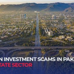 COMMON INVESTMENT SCAMS IN PAKISTAN REAL ESTATE SECTOR