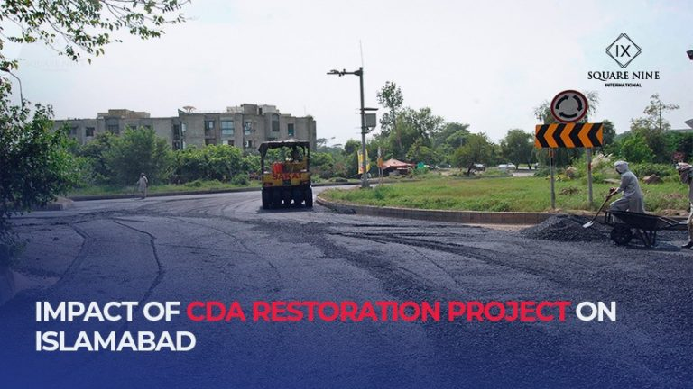 Read more about the article IMPACT OF CDA RESTORATION PROJECT ON ISLAMABAD