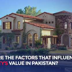 WHAT ARE THE FACTORS THAT INFLUENCE PROPERTY'S VALUE IN PAKISTAN?