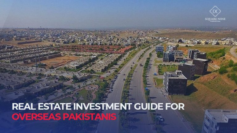 Read more about the article REAL ESTATE INVESTMENT GUIDE FOR OVERSEAS PAKISTANIS