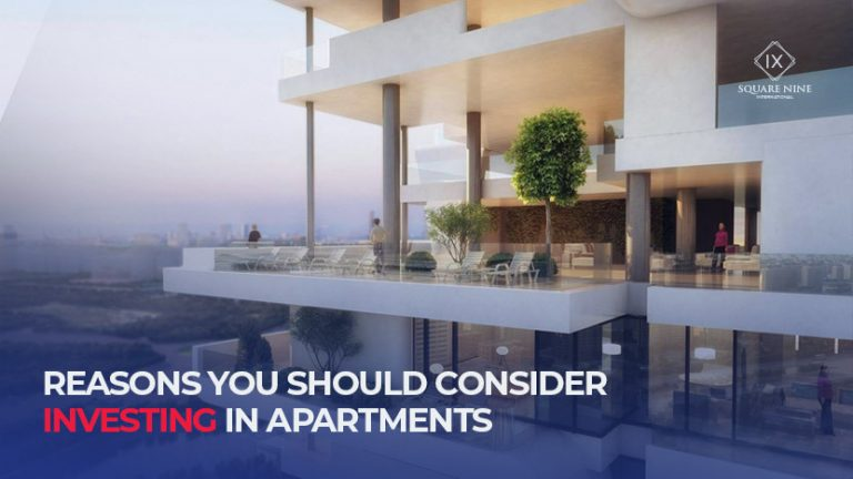 Read more about the article REASONS YOU SHOULD CONSIDER INVESTING IN APARTMENTS