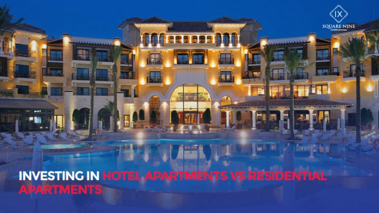 Read more about the article INVESTING IN HOTEL APARTMENTS VS. RESIDENTIAL APARTMENTS