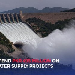 CDA TO SPEND PKR 495 MILLION ON CLEAN WATER SUPPLY PROJECTS