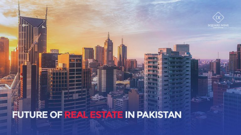 Read more about the article FUTURE OF REAL ESTATE IN PAKISTAN