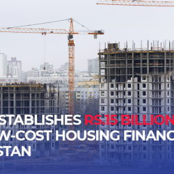 PMRC ESTABLISHES RS.15 BILLION FUND TO PROMOTE LOW-COST HOUSING FINANCE IN PAKISTAN