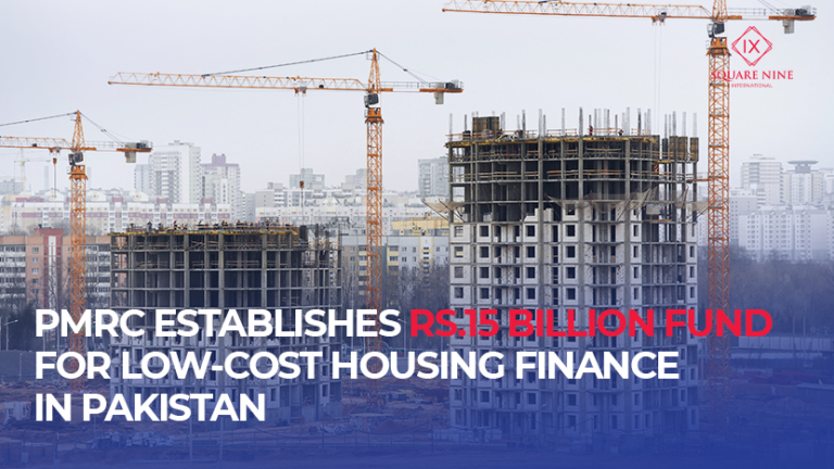 Read more about the article PMRC ESTABLISHES RS.15 BILLION FUND TO PROMOTE LOW-COST HOUSING FINANCE IN PAKISTAN