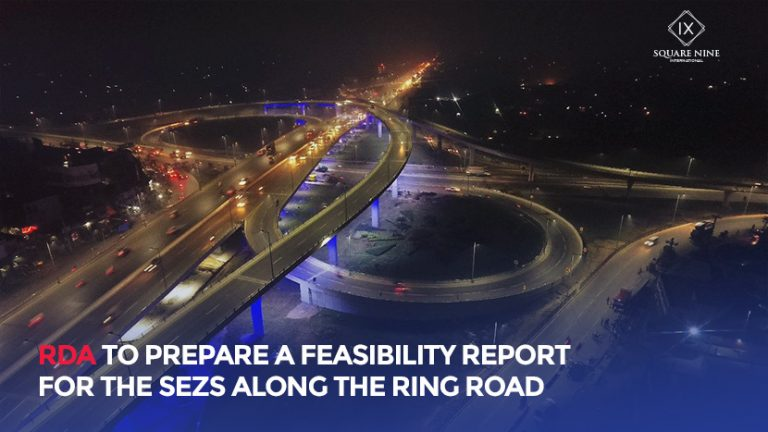 Read more about the article RDA TO PREPARE A FEASIBILITY REPORT FOR THE SEZS ALONG THE RING ROAD