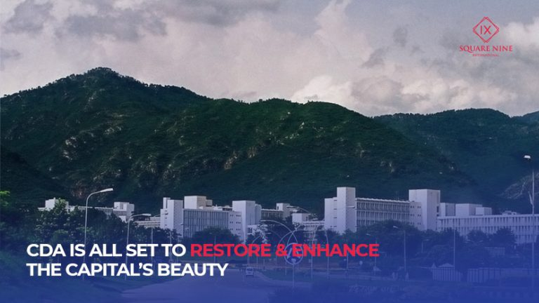 Read more about the article CDA IS ALL SET TO RESTORE AND ENHANCE THE CAPITAL'S BEAUTY