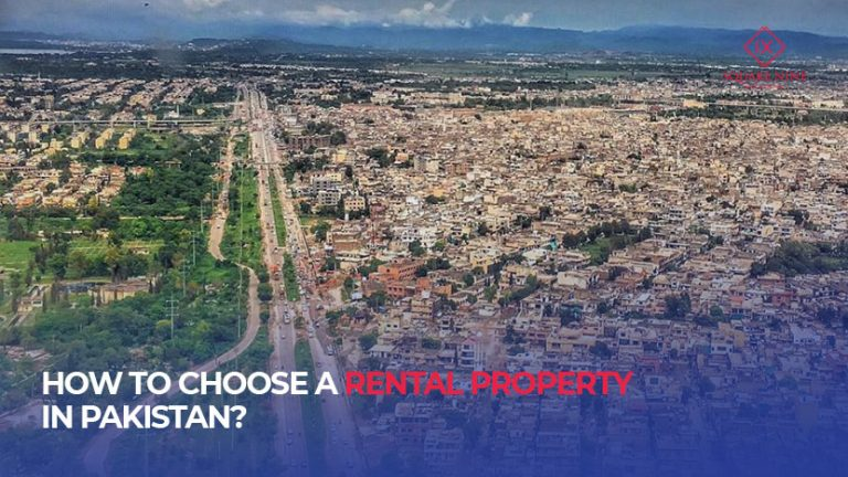 Read more about the article HOW TO CHOOSE A RENTAL PROPERTY IN PAKISTAN?