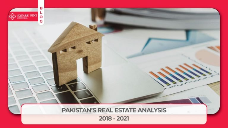 Read more about the article PAKISTAN'S REAL ESTATE: A COMPREHENSIVE ANALYSIS OF LAST 3 YEARS