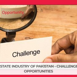 REAL ESTATE INDUSTRY OF PAKISTAN – CHALLENGES AND OPPORTUNITIES