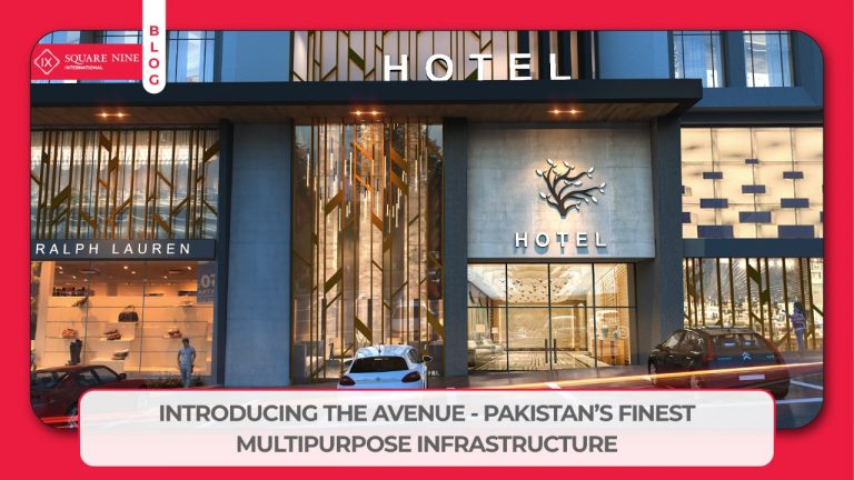Read more about the article INTRODUCING THE AVENUE – PAKISTAN'S FINEST MULTIPURPOSE INFRASTRUCTURE