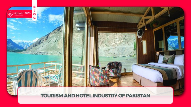 Read more about the article TOURISM AND HOTEL INDUSTRY OF PAKISTAN
